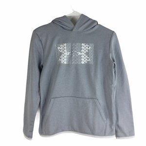 Under Armour Youth Boys Hoodie Logo Spell Out